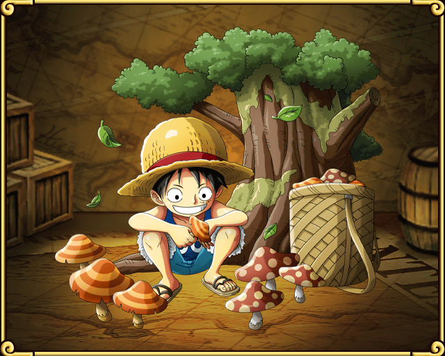Monkey D Luffy Kid One Piece Treasure Cruise Guide