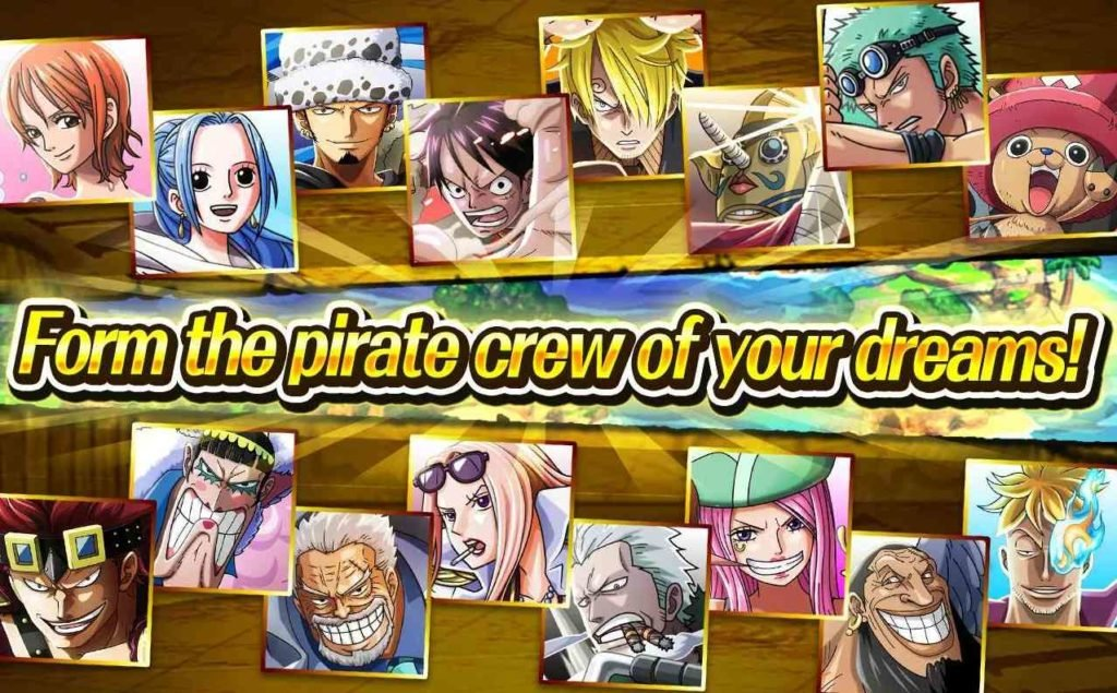 Build the pirate crew of your dreams